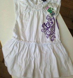 Новое платье acoola р-р 110-116