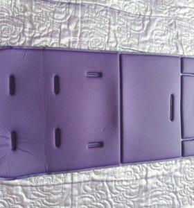 Матрас универсальный для колясок и стульчиков для