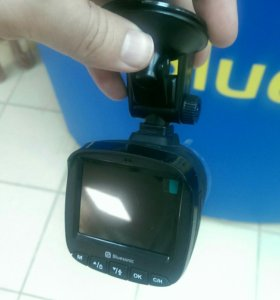 Видеорегистратор+радар-детектор Bluesonic BS-R003