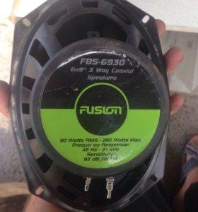 Динамики fusion
