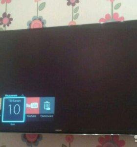 "Телевизор samsung 40""(102 см)"