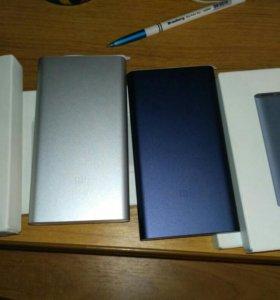 Новый Xiaomi Power Bank 2 10000 mAh