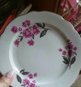 Набор тарелок (15шт)
