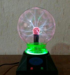Музыкальный светильник
