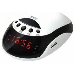 Радиобудильник Rolsen cr-160w