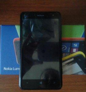 Смартфон Nokia Lumia.ТОРГ.