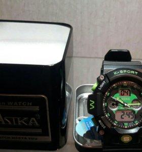 Часы K-SPORT в наличии
