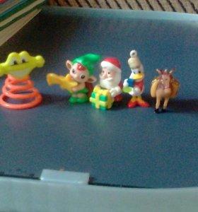 Новогодние игрушки и не только