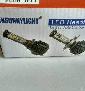 Светодиодные лампы HB4 второго поколения