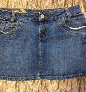 Юбка Motivi джинсовая