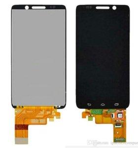 Дисплеи и сенсоры для смартфонов