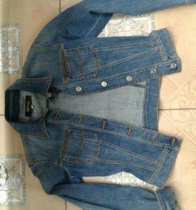 Куртка джинсовая VERSACE ХS-S