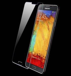 Защитные стекла Samsung galaxy s5/s6