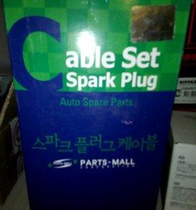 PARTS MALL PEAE50 - Провода высоковольтные, компле