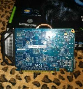 Видеокарта, GTX750Ti