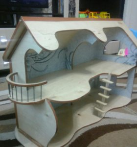 Кукольный домик для девочки