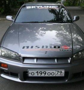 Продам Nissan Skyline.