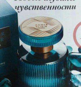 Парфюмерная вода Amber Elixir Crystal.