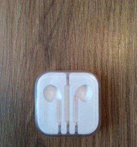 Оригинальная упаковка для наушников Apple