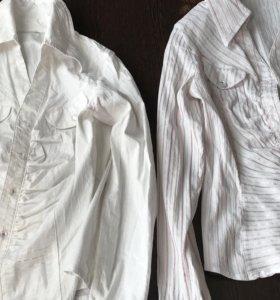 Кофты и блузы 42-44 размеры