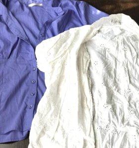 Блузы и кофты 50-52 размеры