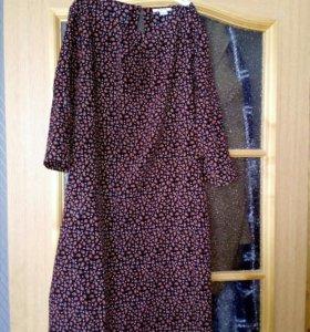 Платье,р-р 46-48