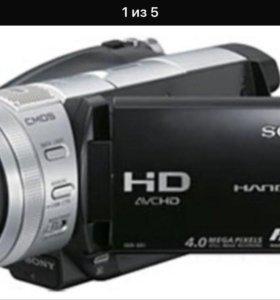 Видеокамера SONY HDR-SR1