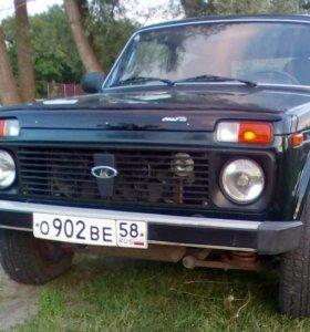 Автомобиль нива2012г.в