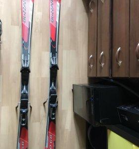 Горные лыжи + ботинки