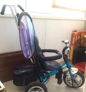 Детский трехколесный велосипед Lexus Trake