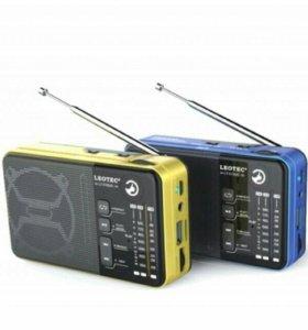 Радиоприемник Leotec LT-510UC (USB)