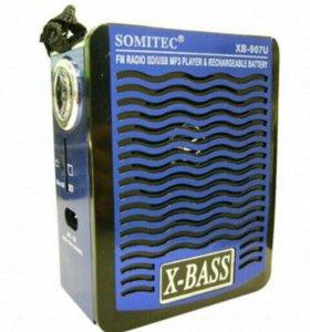 Радиоприемник Somitec XB-907U (USB)