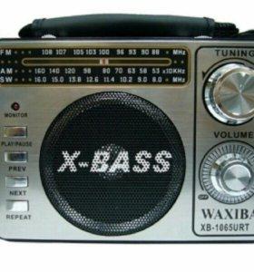 Радиоприемник Waxiba XB-1065URT (USB)