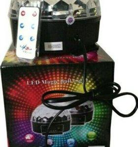 Светодиодный диско-шар (Оптом и в розницу)