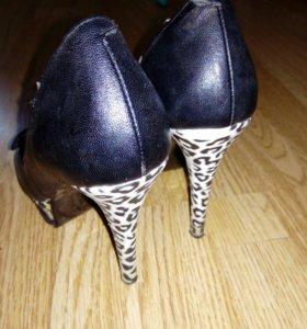 Красивые туфли натуралка