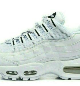 ✔Nike Air Max 95 White