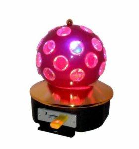 Диско шар светодиодный LED CRYST SIMAGIC