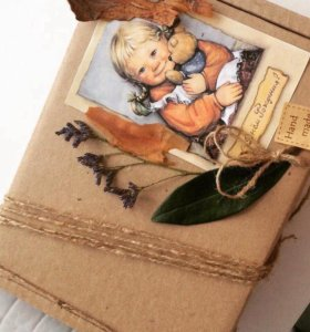 Экобокс (подарочная коробка)