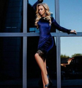 Продам новое платье 46р