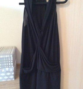 Коктейльное платье benetton