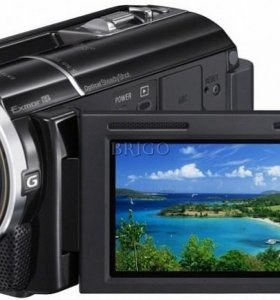 Видеокамера SONY HDR-PJ10E .