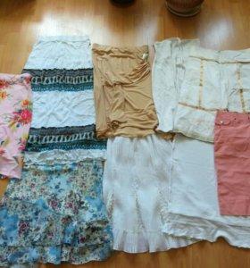 Юбки летние и не только, блузка