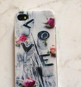 Чехол на iPhone 4s.