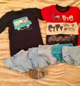 Набор детской одежды 98-104