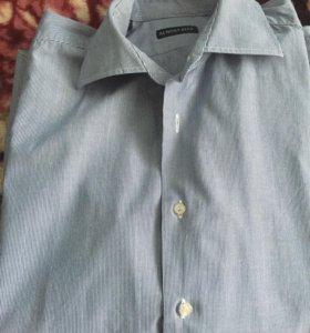 Мужская рубашка б/у размер L