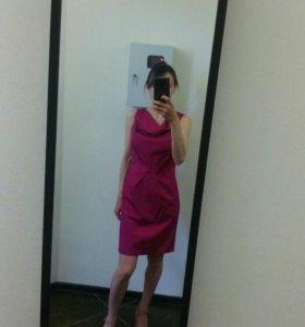 Платье атласное Befree