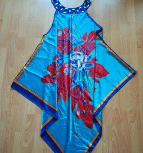 Платье- накидка