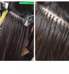 Наращивание волос Славянка