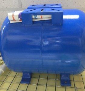 Гидроаккумулятор (станция водоснабжения)