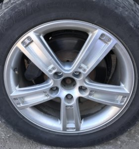 Колёса для VW Touareg/Audi Q7/Porsche Cayenne